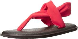 Sanuk Women's Yoga Sling 2 Print Vintage Flip Flop