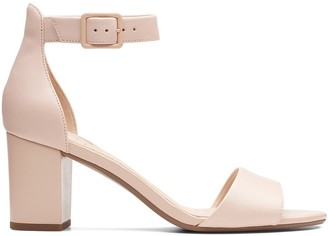 Clarks Deva Mae 2 Leather Sandals