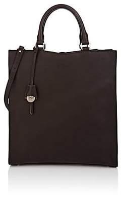 Boldrini Selleria Men's Leather Tote Bag - Dk. brown