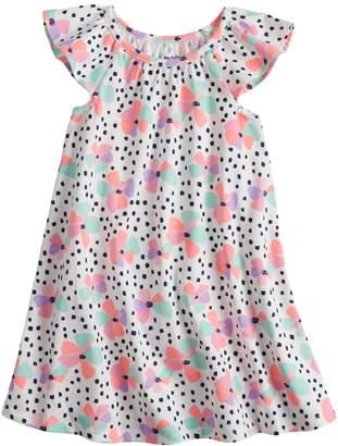 Baby Girl Jumping Beans Dot Swing Dress