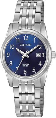 Citizen Women's Stainless Steel Bracelet Watch 27mm