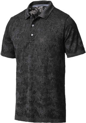 Men's evoKNIT Camo Polo