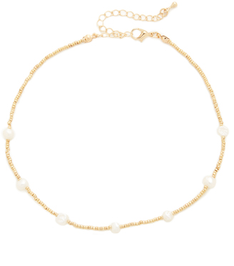 Jules Smith Comet Choker Necklace $50 thestylecure.com