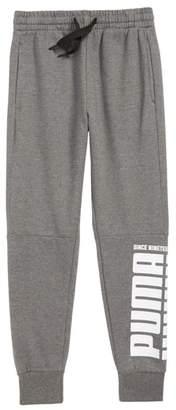 Puma Rebel Fleece Jogger Sweatpants
