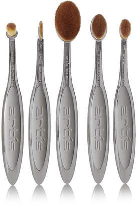 Artis Brush - Elite Smoke 5 Brush Set - Dark gray