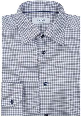 Eton Contemporary-Fit Cotton Twill Shirt