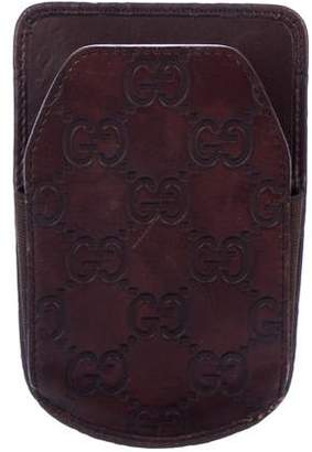 Gucci Guccissima Blackberry Case