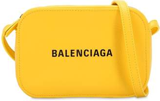 Balenciaga Xs Every Day Leather Camera Bag