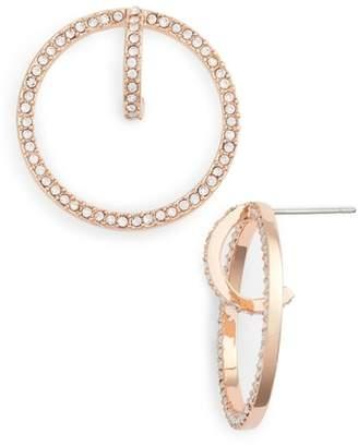 Vince Camuto Orbital Hoop Earrings