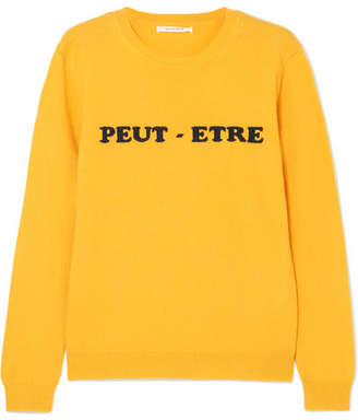 Chinti and Parker Peut Etre Cashmere Sweater - Yellow