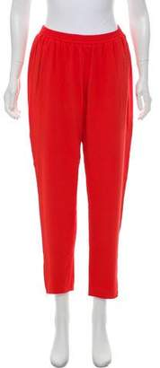 Stella McCartney Mid-Rise Straight Pants