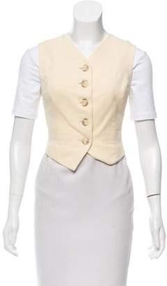 Dolce & Gabbana Tailored Button-Up Vest