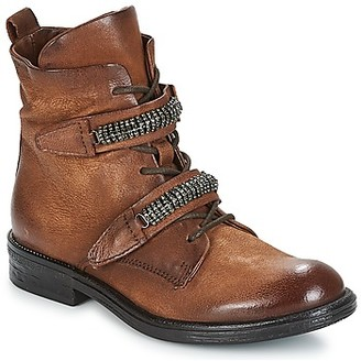 Mjus PAL women's Mid Boots in Brown