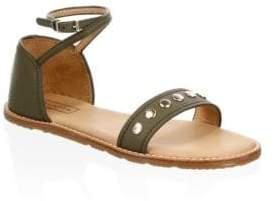 Hunter Studded Leather Sandals