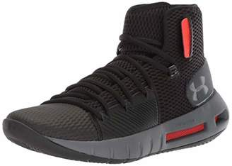 Under Armour Men's Drive 5 Basketball Shoe (002)/Black