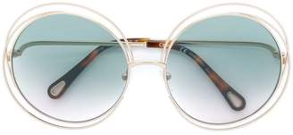 Chloé Eyewear Carlina sunglasses