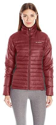 Columbia Women's Powder Pillow Hybrid Jacket