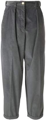 Nina Ricci pleated tapered trousers