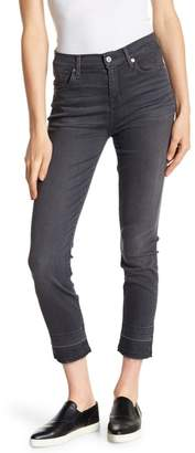 7 For All Mankind Roxanne Released Hem Ankle Jeans