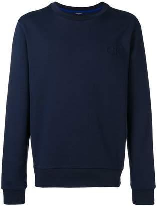 CK Calvin Klein Kapta french terry sweatshirt