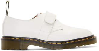 Dr. Martens (ドクターマーチン) - Dr. Martens Engineered Garments Edition ホワイト 1461 Smith ダービー
