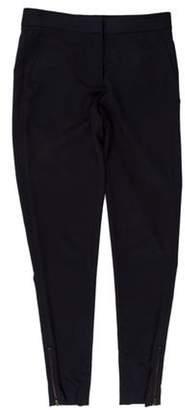 Stella McCartney Mid-Rise Skinny Pants Navy Mid-Rise Skinny Pants