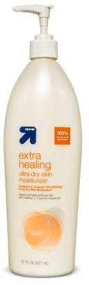 Jergens Up&Up 21 fl oz Extra Healing Ultra Dry Skin Moisturizer - Up&Up (Compare to Ultra Healing Extra Dry Skin Moisturizer)