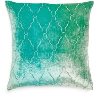 Kevin OBrien Kevin O'brien Arches Velvet Pillow Emerald
