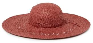 99873ef61a0ca8 Nordstrom Rack Open Weave Floppy Hat