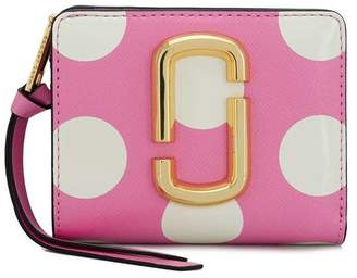 Marc Jacobs polka dot mini Compact wallet