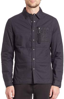 Madison Supply Men's Long Sleeve Cotton Jacket