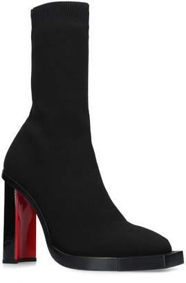 Alexander McQueen Sock Boots 105