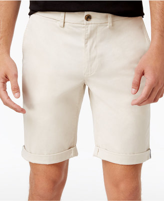 "Ben Sherman Men's 10"" Slim-Fit Stretch Chino Shorts $59 thestylecure.com"
