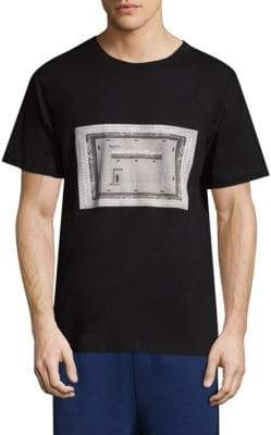 Public School Haring Subway T-Shirt