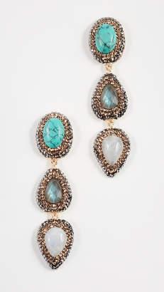 Native Gem Barbados Earrings