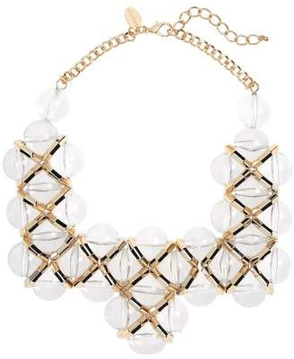 Natasha Accessories Bib Necklace