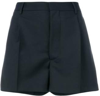 Miu Miu high rise tailored shorts