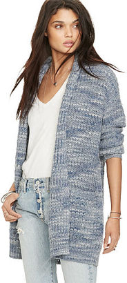 Ralph Lauren Denim & Supply Shawl-Collar Cardigan $185 thestylecure.com