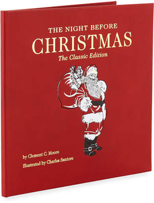 "Graphic Image The Night Before Christmas: The Classic Edition"" Book by Clement C. Moore"