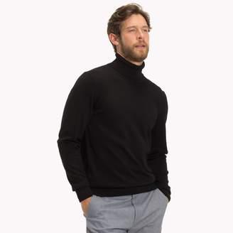 Tommy Hilfiger Luxury Wool Turtleneck
