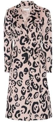 Altuzarra Driss leopard-printed coat
