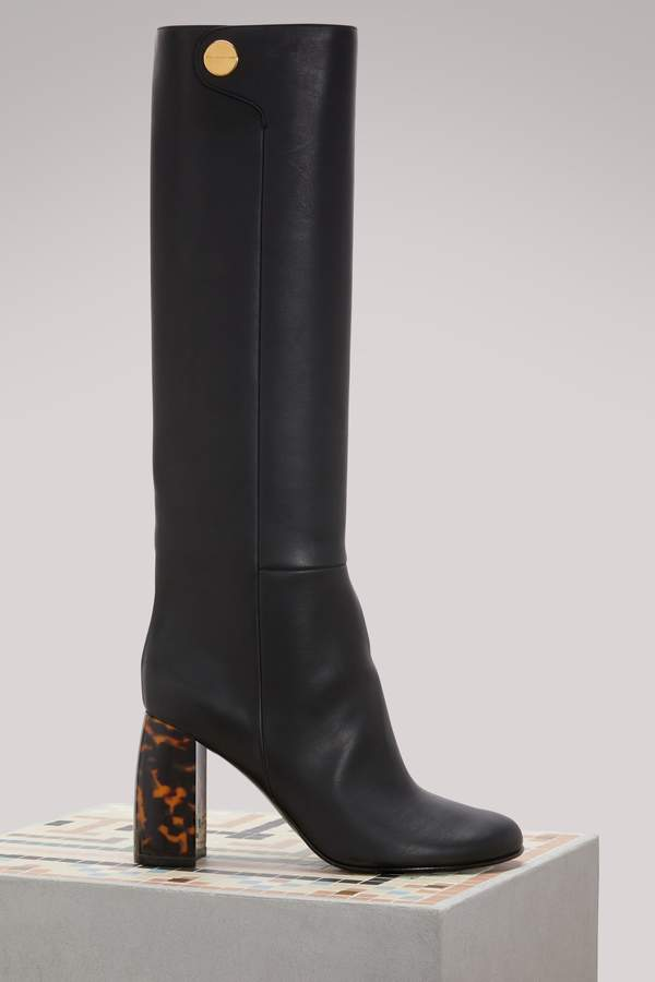 Stella Mccartney Heeled boots