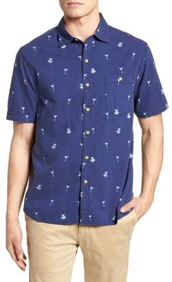 Tommy Bahama Mix Master Seersucker Shirt