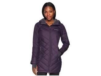Columbia Heavenly Long Hooded Jacket