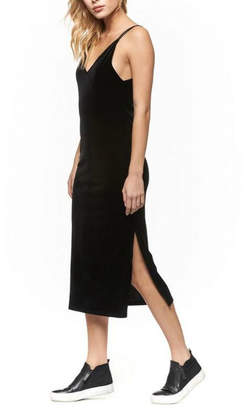Dex Velvet Bodycon Dress
