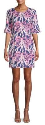 Lilly Pulitzer Fiesta Stretch Shift Dress