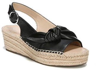 Franco Sarto Pirouette Leather Espadrilles