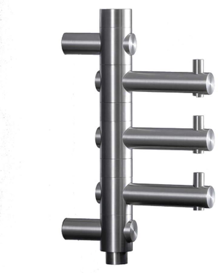 Phos - Garderobenhaken G Linie, dreifach - GH3