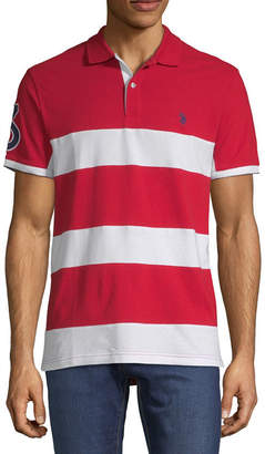 U.S. Polo Assn. USPA Mens Short Sleeve Polo Shirt