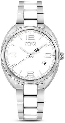Momento Fendi Two-Tone Ceramic Watch, 34mm $1,295 thestylecure.com